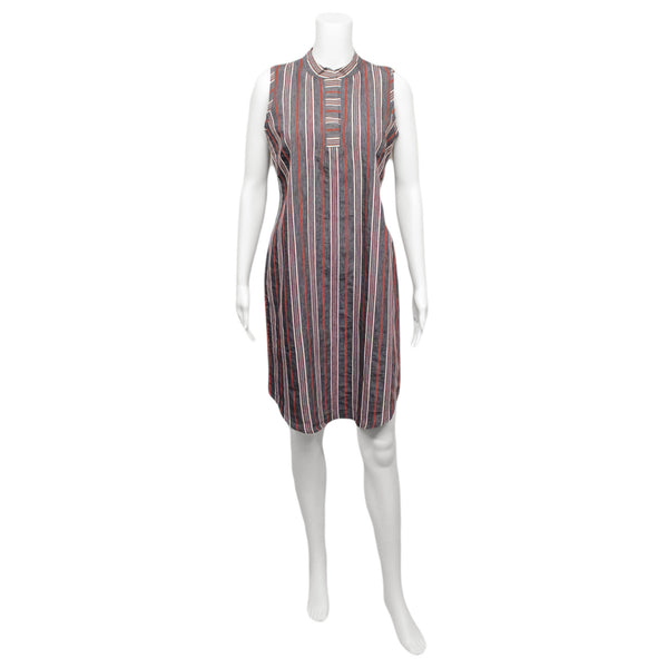 SALE! Mandarin Striped Dress by Studio 412/Nuthatch