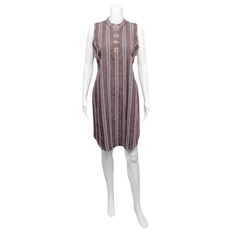 NEW! Mandarin Striped Dress by Studio 412/Nuthatch