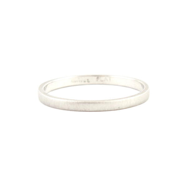 Plain Stacking Band by Dawes Design