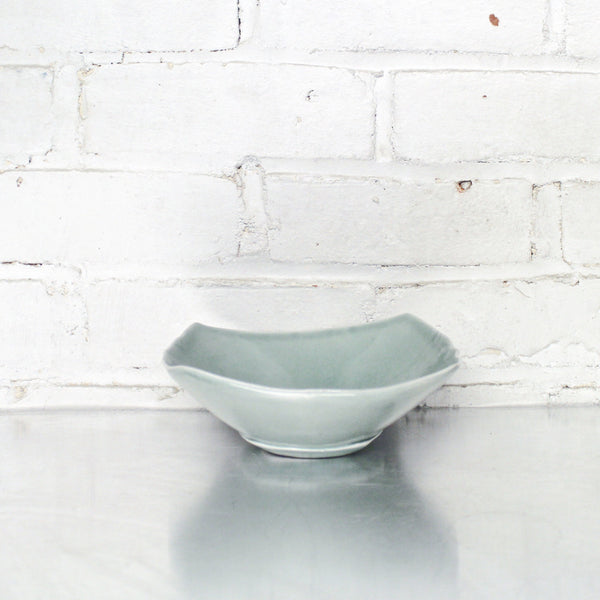 Celadon Soup/Cereal Bowl by Eric Jensen
