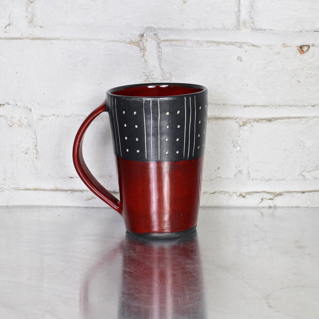 Simple Mug by Sally Jaffee