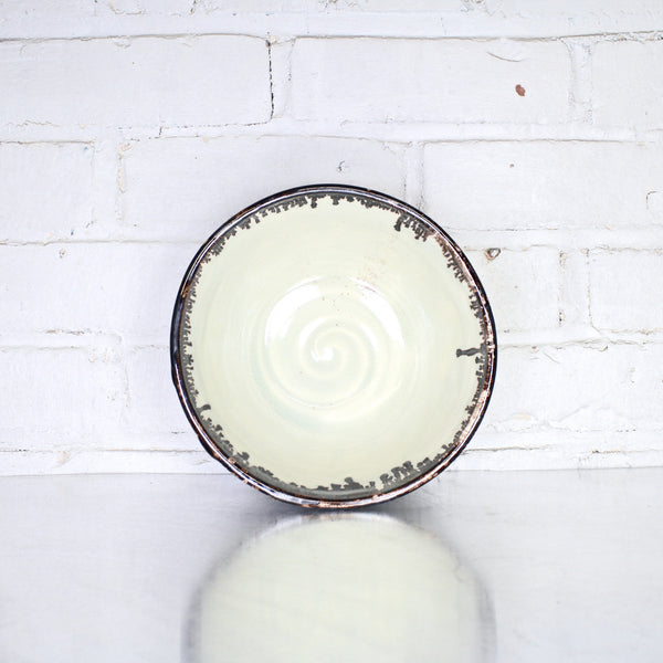 "8"" Bowl in Celadon by Alice Goldsmith"