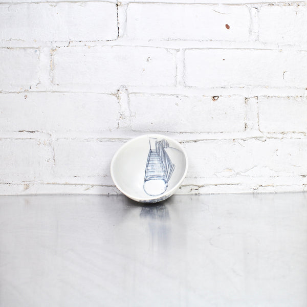Home Small Bowl by Nicole Aquillano