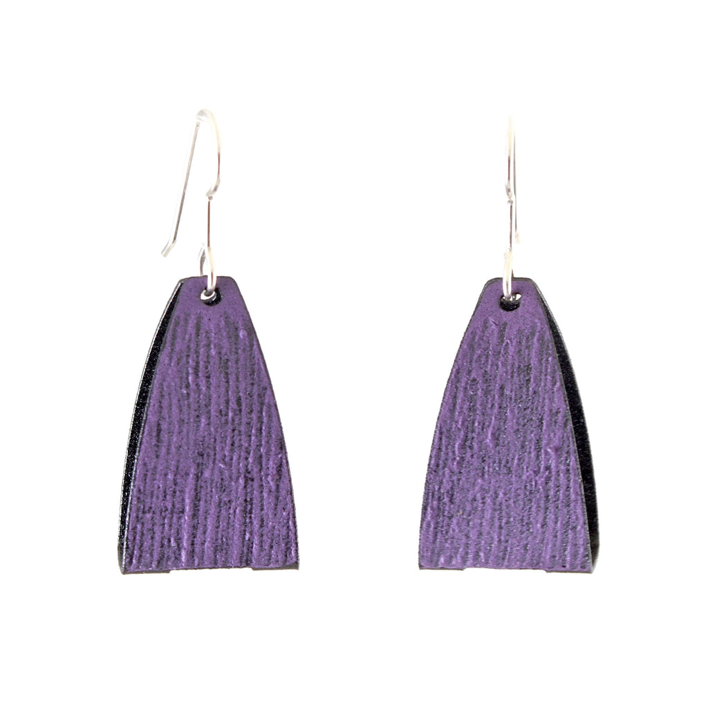 Haystack Earrings by Mary + Lou Ann