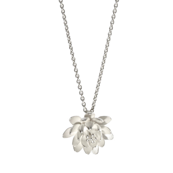 Small Waterlily Pendant by EAM