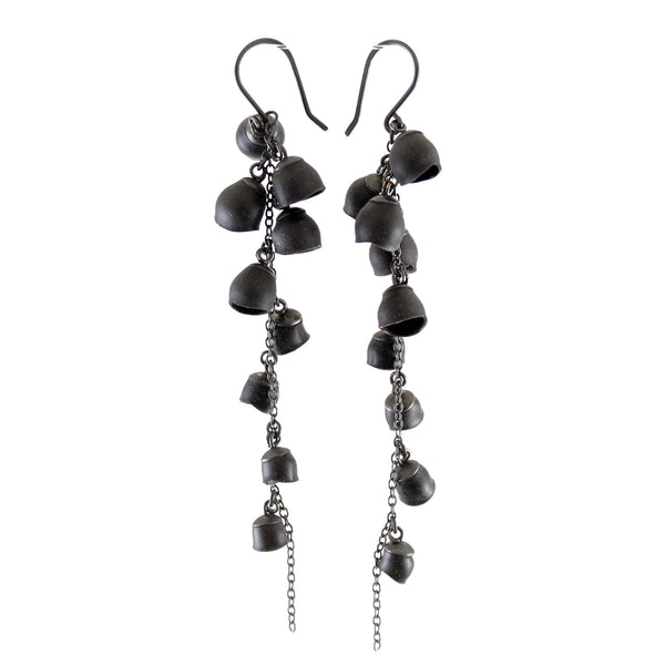 Single Cascade Chromophobia Earrings by Jenny Llewellyn
