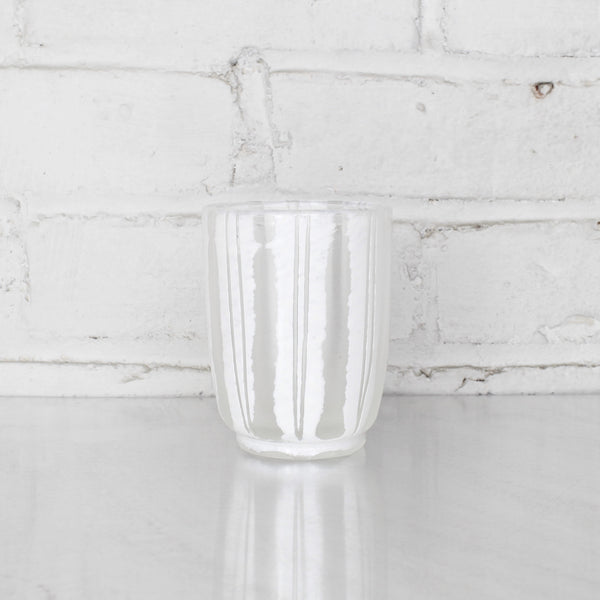 Glass Tumbler by Studio Paran - Fire Opal - 2