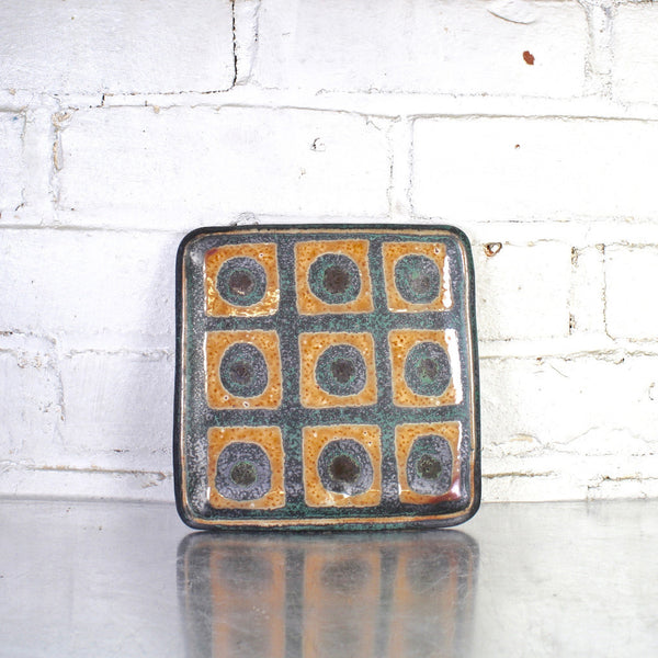 Square Tray by Peter Karner