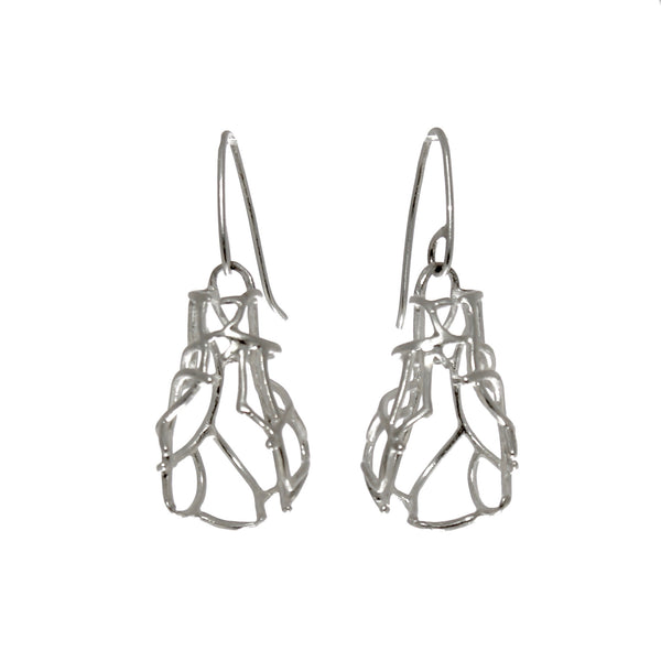 Scoop Earrings by Beverly Tadeu