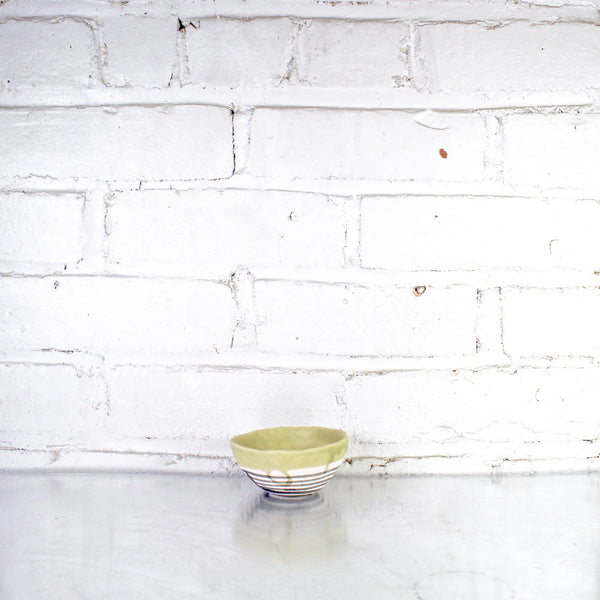 Pinched Mini Bowl by Elizabeth Benotti