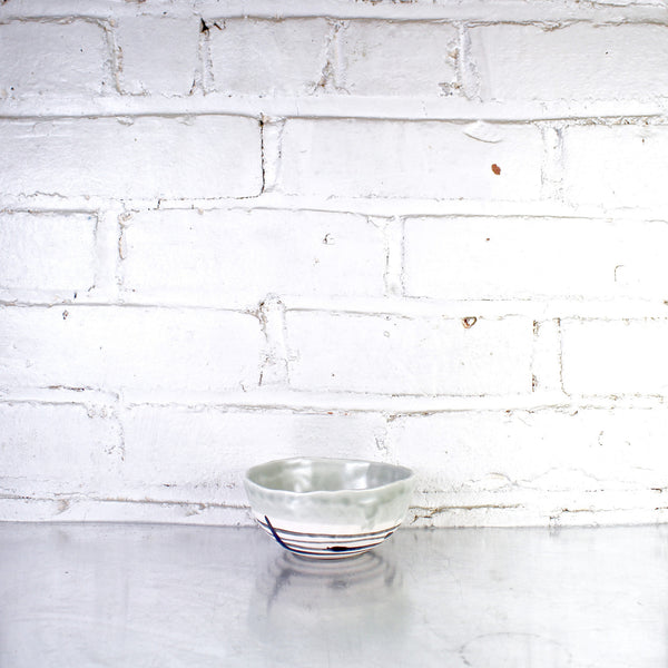 Pinched Medium Bowl by Elizabeth Benotti