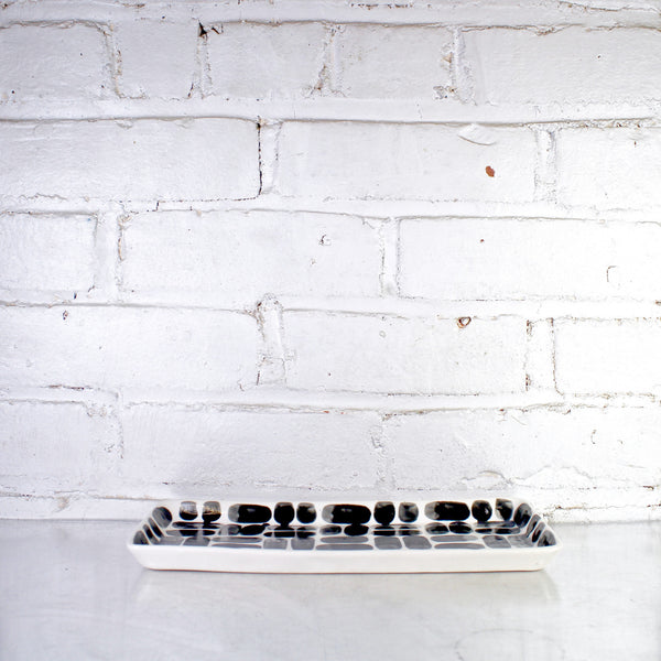 Brick Medium Nesting Tray by Elizabeth Benotti