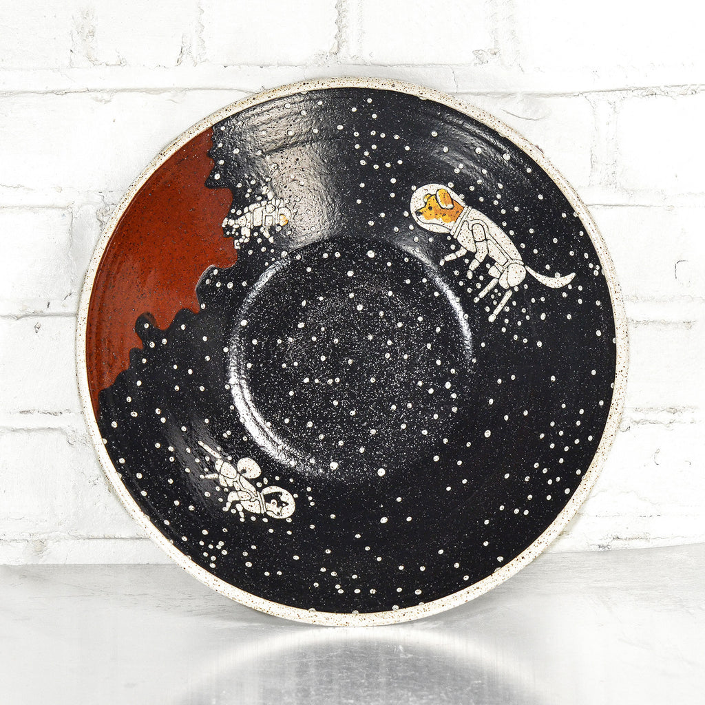 NEW! Large V Bowl by Coywolf Studio
