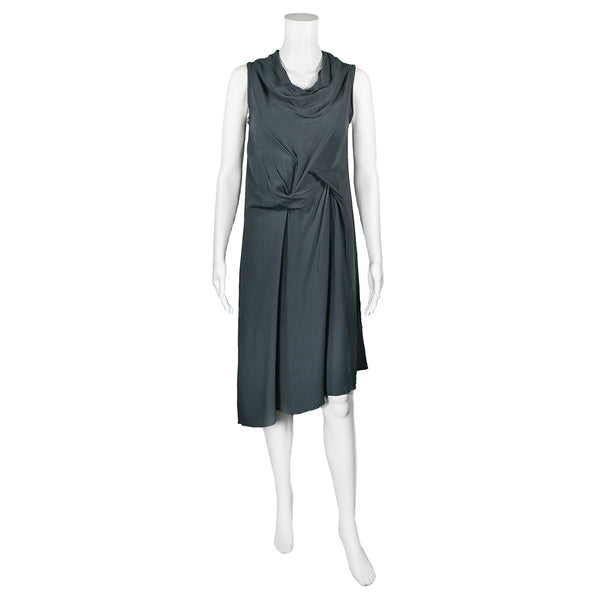 SALE! Lux Dress in Slate by Veronique