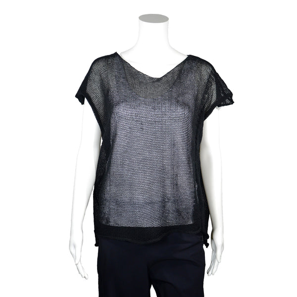 NEW! Mara Top in Black or White by Pico Vela