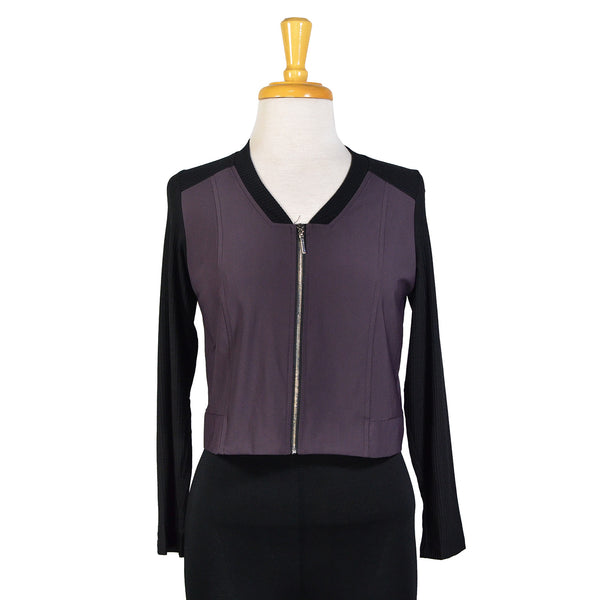 SALE! Nora Jacket in Onyx & Black by Jason