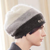 Orford Hat in Chalk/Dove/Coal by Olena Zylak - Fire Opal - 2