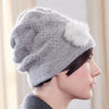 Classic Pom Hat (multiple colors) by Olena Zylak - Fire Opal - 2