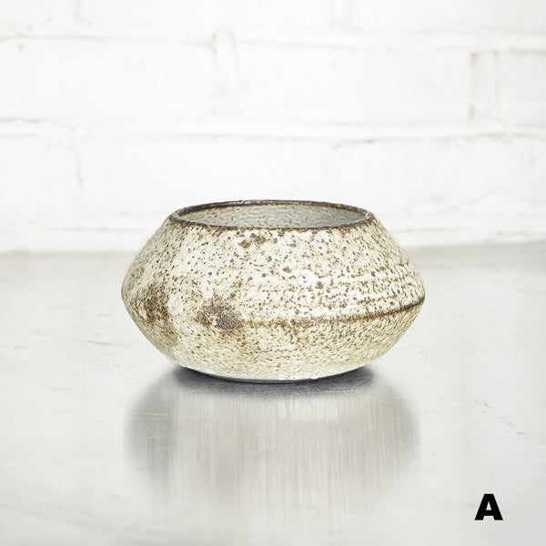 SALE! Small Sugared Adeen Vessels by Mirena Kim
