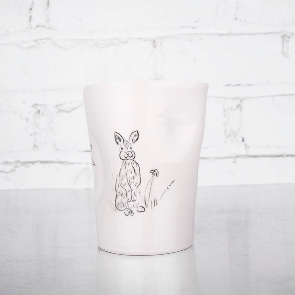 NEW! Rabbit Pourer by Hope & Mary