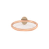 NEW! Opal Champagne Diamond Ring by EC Design