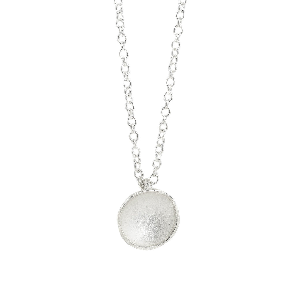 NEW! Small Single Dishy Pod Necklace by Sarah Richardson