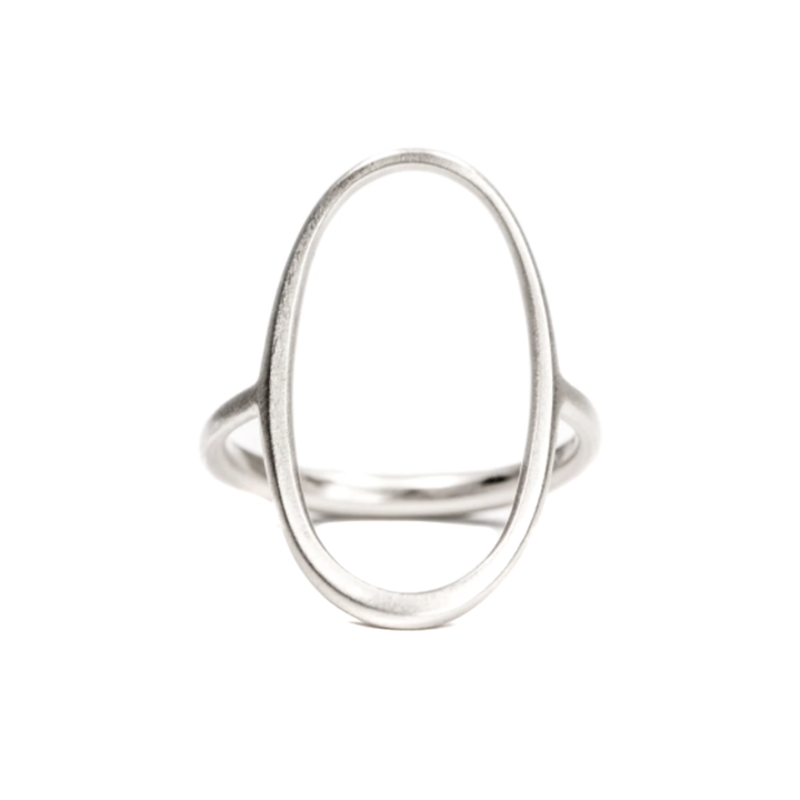NEW! Open Oval Ring by Carla Caruso