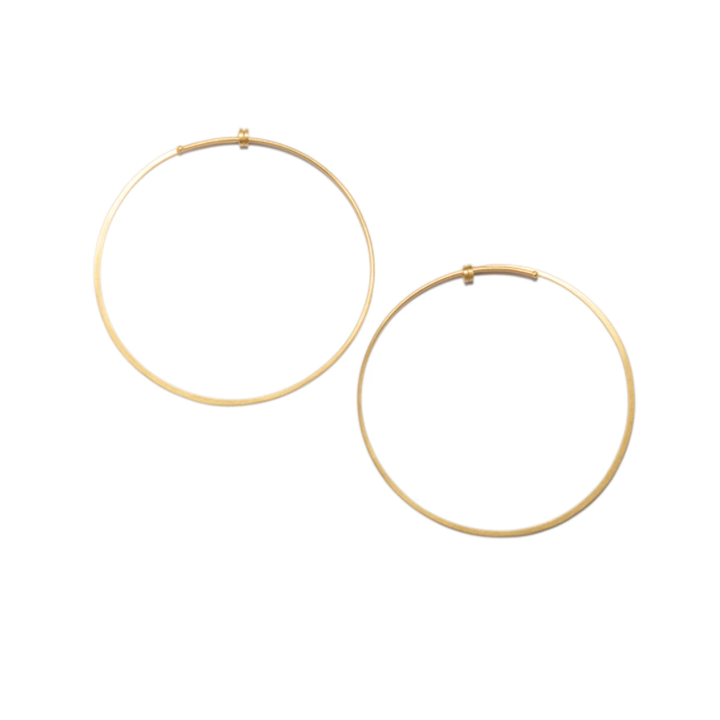 NEW! Medium Dainty Earrings by Carla Caruso