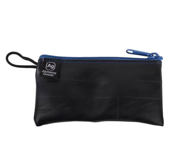 Small Zipper Pouch in Multiple Colors by Alchemy Goods