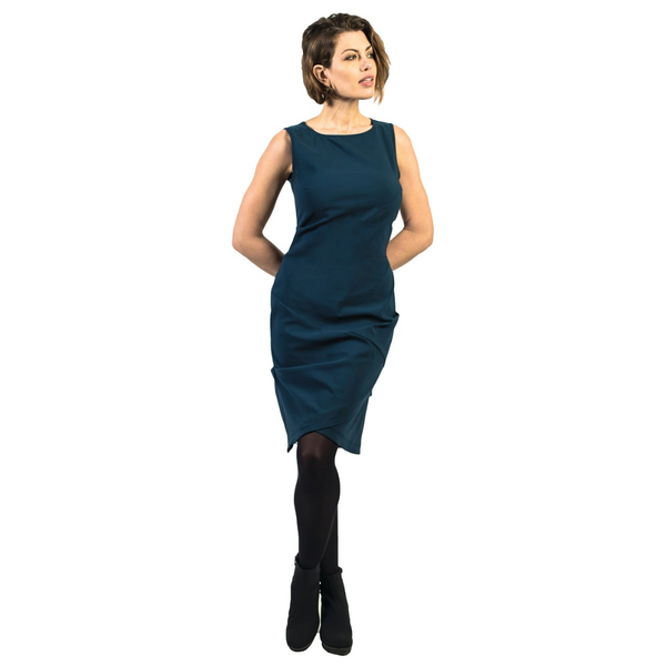 NEW! Showdown Dress in Juniper by Porto
