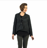 Prancer Jacket in Black by Porto
