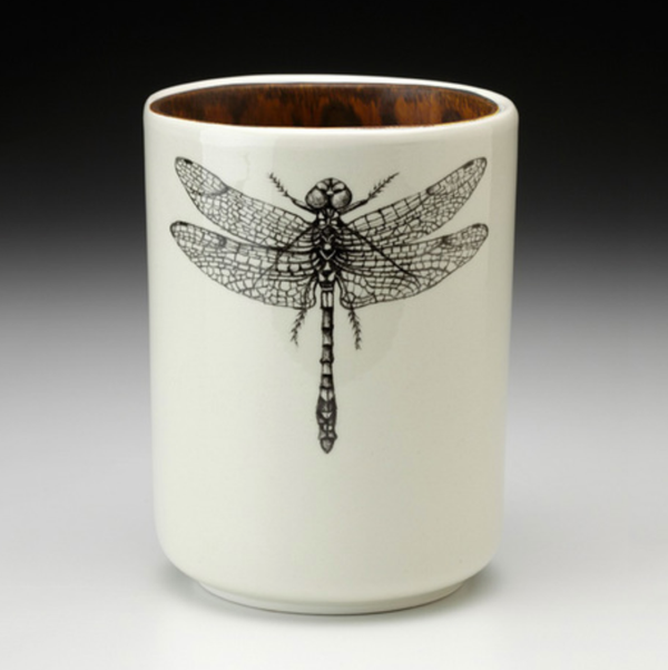 New! Dragonfly Utensil Cup by Laura Zindel