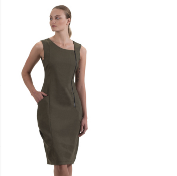 NEW! Justine Dress in Deep by Porto