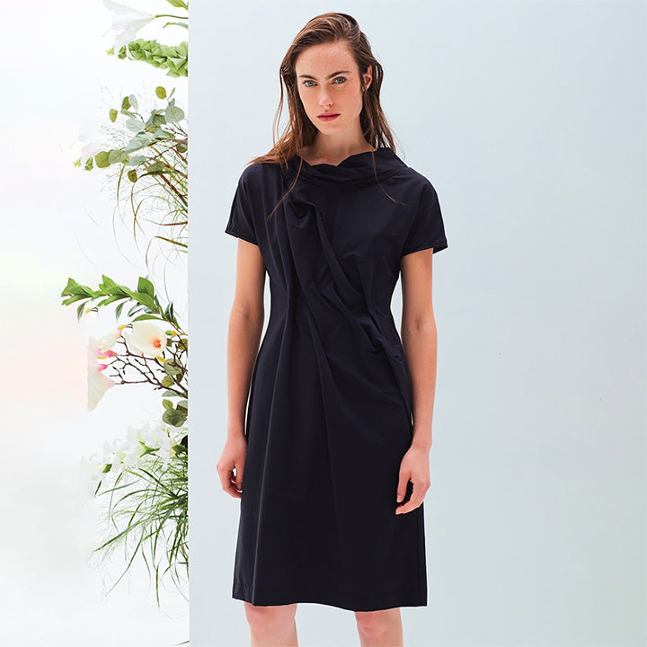 SALE! Davina Dress in Black by Veronique