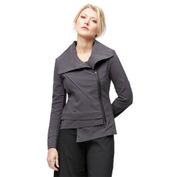 NEW! Henshaw Jacket in Gravel by Porto