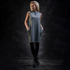SALE! Grey Tunic with Pockets by Karaka
