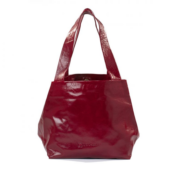 Medium Leather Cube Bag by Kisim -in Multiple Colors