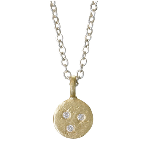 NEW! Mini Treasure Coin Necklace by Sarah Swell