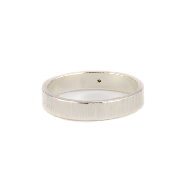 SALE! Silver Rivet Ring by EC Design