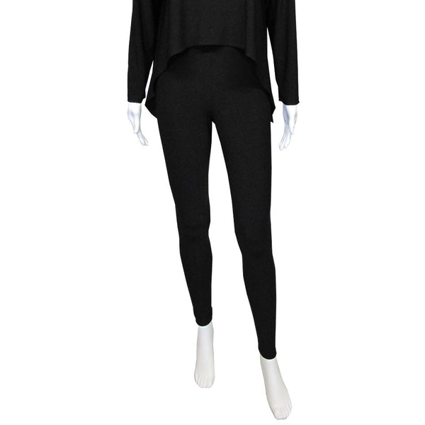 NEW! Legging in Black by Sun Kim - Fire Opal