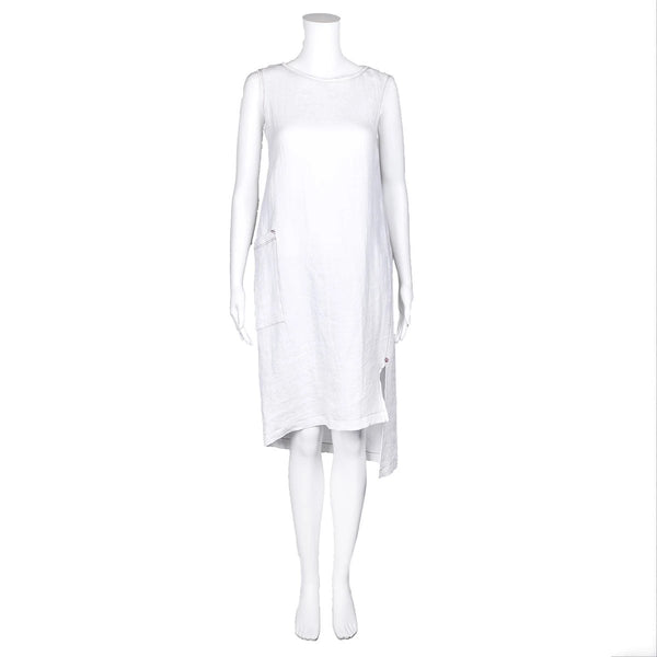 NEW! Daniele Dress in White by Veronique