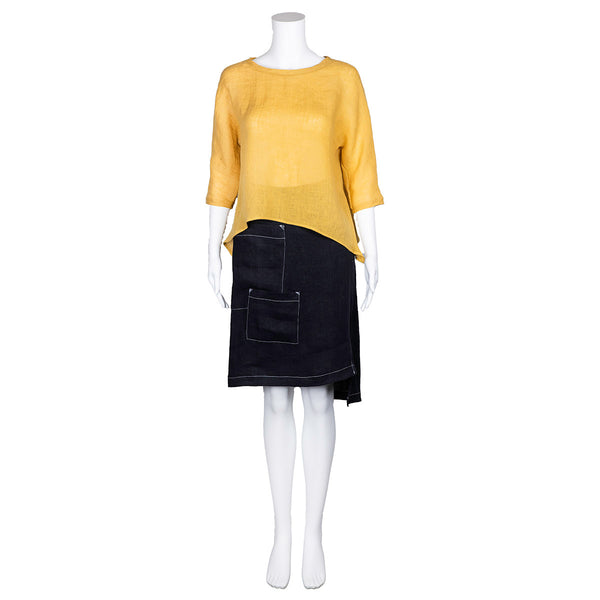 SALE! Gwen Top in Yellow by Veronique