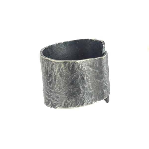 NEW! Sterling Silver Wrap Ring by Sasha Walsh
