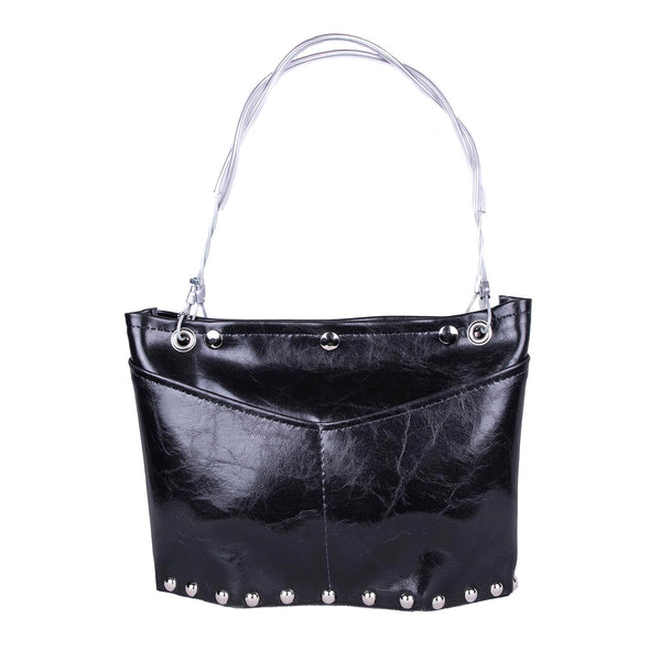NEW! Small Acute Angle Bag in Black by Hardwear by Renee
