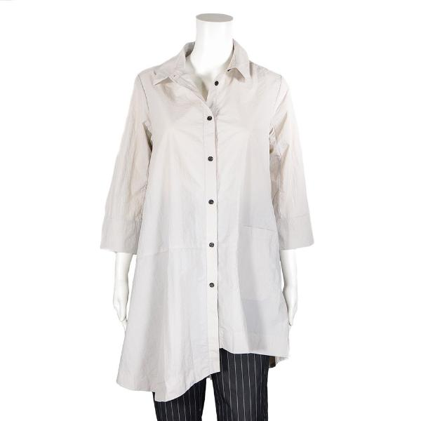 SALE! Gardenia Shirt in Oyster by Jason