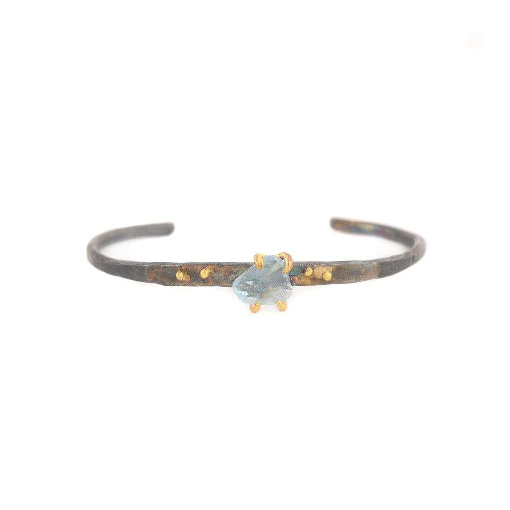 Aquamarine Cuff by Variance