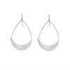 NEW! Single Arch Earrings in Sterling Silver by Lisa Crowder