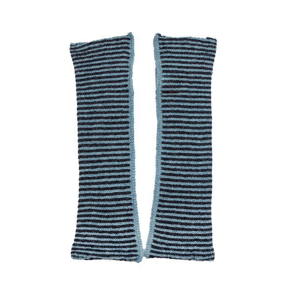 NEW! Union Armwarmers Striped in Multiple Colors by Isobel & Cleo