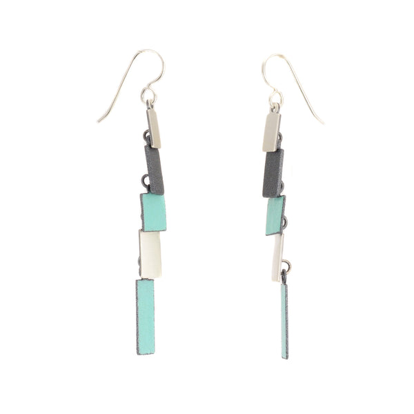 Bendy 3.0 Earrings by Mary + Lou Ann