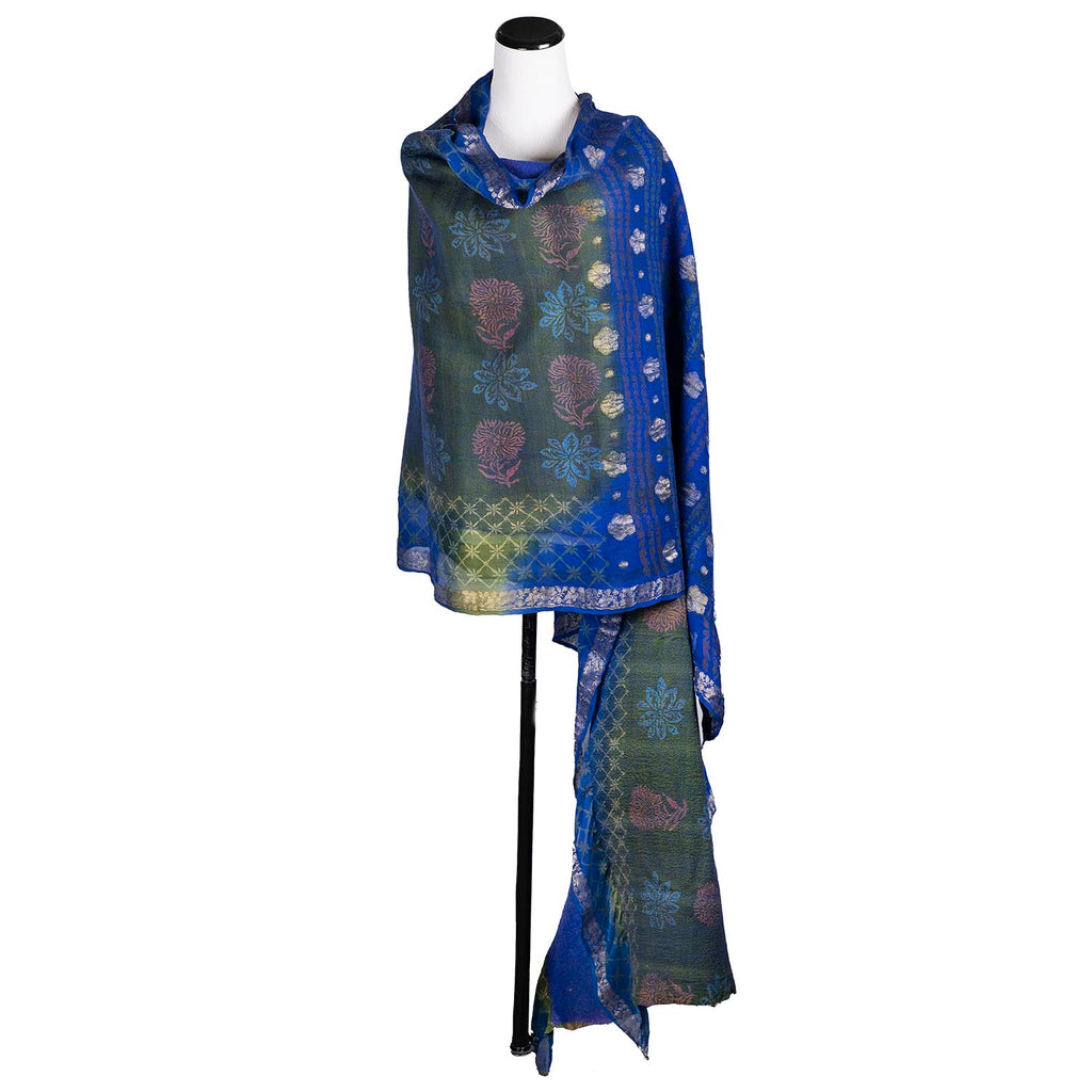 SALE! Large Wrap / Throw by Janice Kissinger
